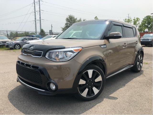 2016 Kia Soul Urban Special Ed| Panoroof| Leather| Htd Seats| Au