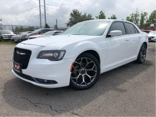 Used 2016 Chrysler 300 S| Panoroof| Nav| Beats Audio for sale in St Catharines, ON
