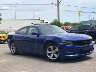 Used 2018 Dodge Charger SXT Plus**Sunroof**8.4 Touchscreen**Back UP CAM for sale in Mississauga, ON