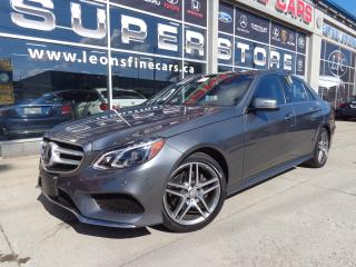 Used 2016 Mercedes-Benz E-Class E250 BlueTEC 4MATIC.NAVIGATION.AMG PKG..PANO for sale in Etobicoke, ON