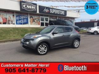 Used 2014 Nissan Juke SV  HTD SEATS BLUETOOTH ALLOYS PWR-GRP for sale in St. Catharines, ON