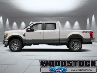 New 2019 Ford F-250 Super Duty Lariat  - Sunroof - Towing Package for sale in Woodstock, ON