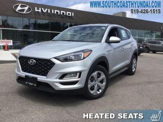New 2019 Hyundai Tucson 2.0L Essential FWD w/ Smartsense  - $146.88 B/W for sale in Simcoe, ON