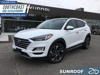New 2019 Hyundai Tucson 2.4L Ultimate AWD  - Leather Seats - $206 B/W for sale in Simcoe, ON