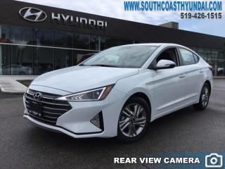 New 2020 Hyundai Elantra Preferred w/Sun & Safety Package IVT  - $133 B/W for sale in Simcoe, ON