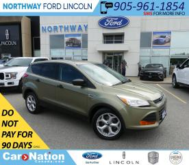 Used 2014 Ford Escape S | KEYLESS ENTRY | BACK UP CAM | BLUETOOTH | for sale in Brantford, ON