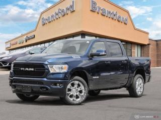 New 2019 RAM 1500 Big Horn  - $306.75 B/W for sale in Brantford, ON