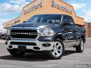 Used 2019 RAM 1500 Big Horn  - Big Horn -  Remote Start - $277.57 B/W for sale in Brantford, ON