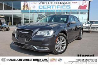 Used 2018 Chrysler 300 LIMITED for sale in St-Léonard, QC