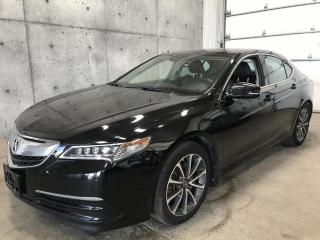 Used 2015 Acura TLX V6 SH-AWD GPS ANGLE MORT , ANTI COLISION , CAMERA DE RECUL for sale in Lévis, QC