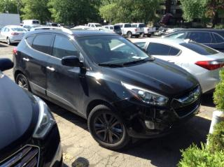 Used 2015 Hyundai Tucson GLS 4 portes TI BA for sale in Montréal, QC