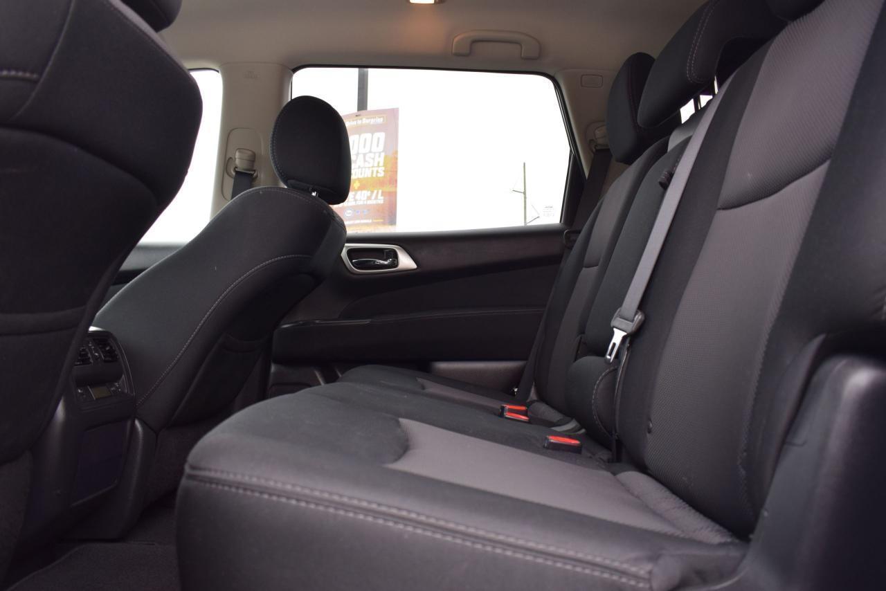 2017 Nissan Pathfinder
