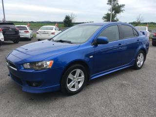 Used 2009 Mitsubishi Lancer SE for sale in Carignan, QC