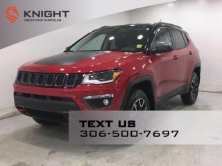 New 2019 Jeep Compass Trailhawk for sale in Regina, SK