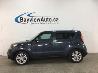 Used 2016 Kia Soul EX - AUTO! BLUETOOTH! A/C! CRUISE! PWR GROUP! for sale in Belleville, ON