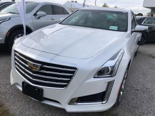 New 2019 Cadillac CTS 2.0L Turbo Luxury for sale in Markham, ON