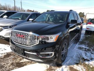 New 2019 GMC Acadia Denali for sale in Markham, ON