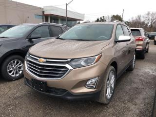 New 2019 Chevrolet Equinox Premier for sale in Markham, ON
