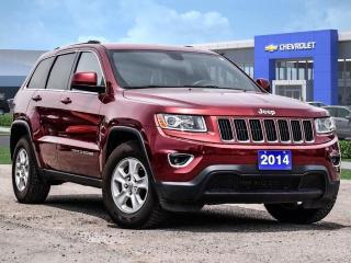 Used 2014 Jeep Laredo LAREDO- CERTIFIED PRE-OWNED- TRADE-IN for sale in Markham, ON