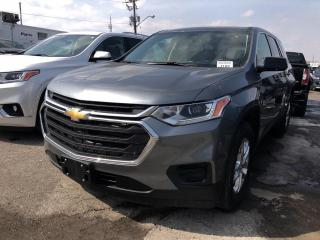 Used 2019 Chevrolet Traverse LS for sale in Markham, ON