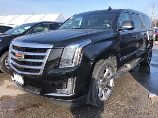 New 2019 Cadillac Escalade ESV Premium Luxury for sale in Markham, ON