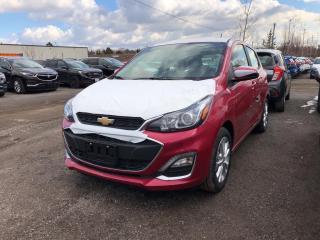 New 2019 Chevrolet Spark 1LT CVT for sale in Markham, ON