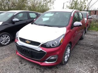 Used 2019 Chevrolet Spark 1LT CVT for sale in Markham, ON