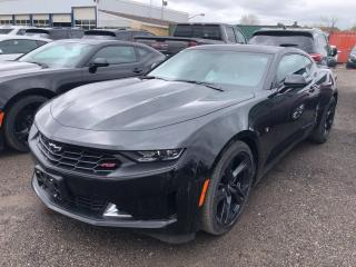 New 2019 Chevrolet Camaro for sale in Markham, ON