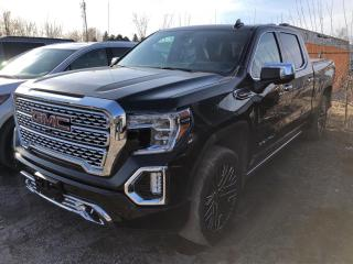 New 2019 GMC Sierra 1500 Denali SHORT BOX / CREW CAB / 5SA DENALI for sale in Markham, ON
