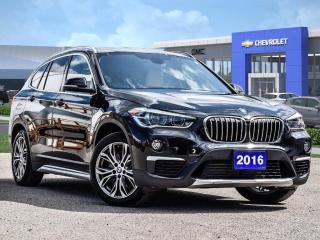 Used 2016 BMW X1 XDRIVE28I-AWD-2 SETS OF TIRES ON RIMS-1 OWNER for sale in Markham, ON