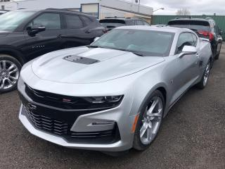 New 2019 Chevrolet Camaro 2SS for sale in Markham, ON