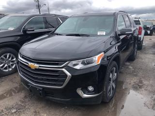 New 2019 Chevrolet Traverse 3LT for sale in Markham, ON