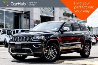 Used 2018 Jeep Grand Cherokee Limited|4x4|GPS|Backup.Cam|Heat.Seats|Auto.Start|Bluetooth| for sale in Thornhill, ON