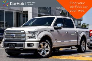 Used 2016 Ford F-150 Platinum Nav SONYSound 360Cam PanoSunroof SiriusXM Bluetooth for sale in Thornhill, ON