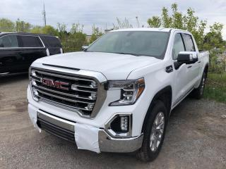 New 2019 GMC Sierra 1500 SHORT BOX / CREW CAB / 4SA SLT for sale in Markham, ON