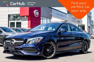 Used 2018 Mercedes-Benz CLA-Class 250|Smartphone.Integ,AMG,Styling,Sport,Illumination.Pkgs| for sale in Thornhill, ON