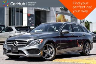 Used 2018 Mercedes-Benz C-Class C 300|AMG.Styling.Pkg|Pano.Sunroof|GPS|Backup.Cam|Bluetooth| for sale in Thornhill, ON