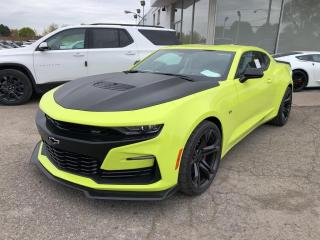 New 2019 Chevrolet Camaro 1SS for sale in Markham, ON