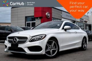 Used 2018 Mercedes-Benz C-Class C 300|AMG.Styling.Pkg|Sunroof|GPS|Heat.Frnt.Seats|Bluetooth| for sale in Thornhill, ON
