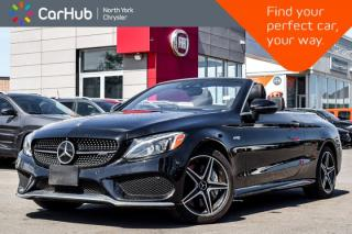 Used 2018 Mercedes-Benz C-Class AMG C 43|AMG.Styling,Convertible.Comfort.Pkgs|Burmeser| for sale in Thornhill, ON