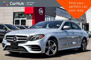 Used 2017 Mercedes-Benz E-Class E 300|Smartphone.Integ,AMG.Styling,Driver.Assist.Pkgs| for sale in Thornhill, ON