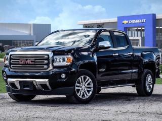 Used 2015 GMC Canyon SLT for sale in Markham, ON
