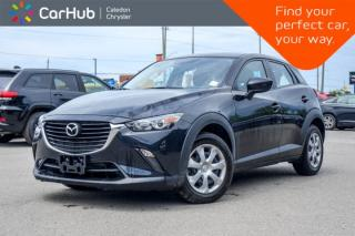 Used 2016 Mazda CX-3 GX|Bluetooth|Backup Cam|Pwr Windows|Pwr Locks|Keyless Entry for sale in Bolton, ON
