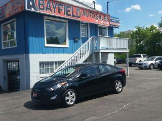 Used 2013 Hyundai Elantra GLS Sedan **Auto/Sunroof/Heated Seats** for sale in Barrie, ON