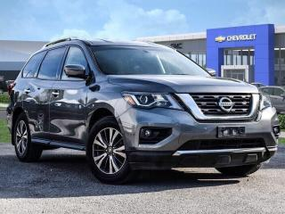 Used 2017 Nissan Pathfinder SL for sale in Markham, ON