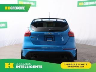 Used 2016 Ford Focus RS A/C CUIR TOIT NAV for sale in St-Léonard, QC