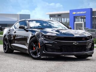 Used 2019 Chevrolet Camaro Black for sale in Markham, ON