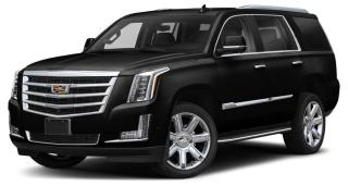New 2019 Cadillac Escalade LUXURY for sale in Markham, ON