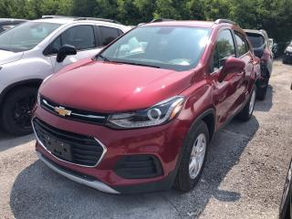 New 2019 Chevrolet Trax LT for sale in Markham, ON