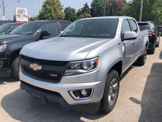New 2019 Chevrolet Colorado Z71 for sale in Markham, ON